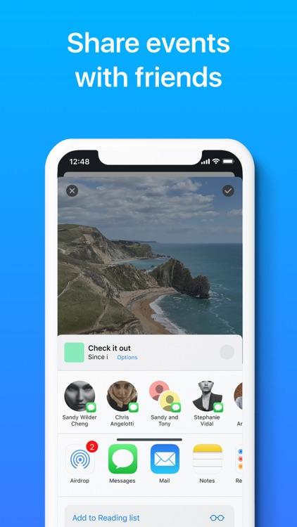 Since i・Countdown days・widget screenshot-5