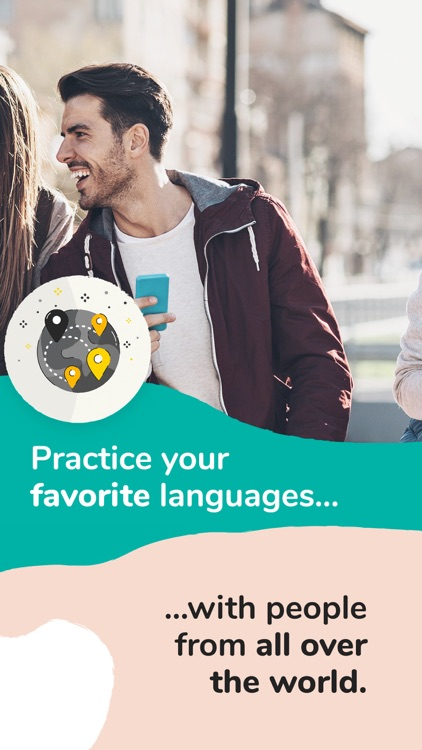 Lingbe: Practice languages