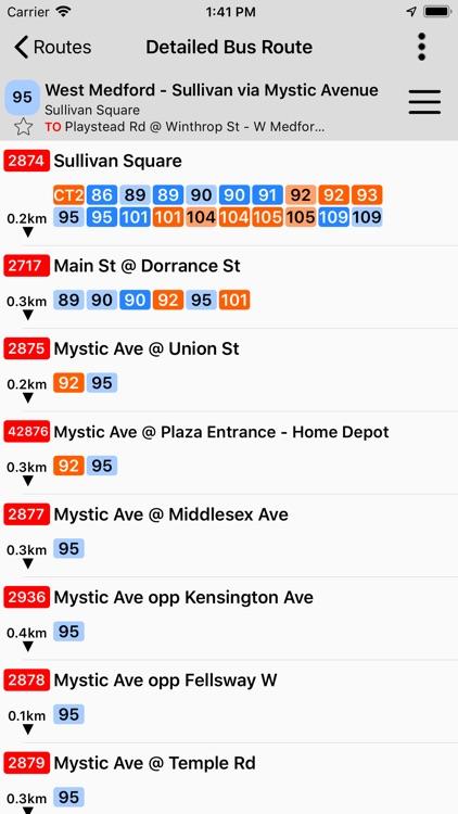 BusBuddy Boston screenshot-4