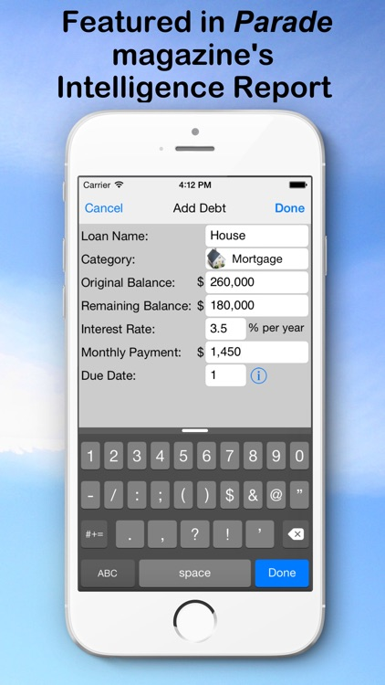 Debt Snowball Pro - Pay Debt screenshot-4