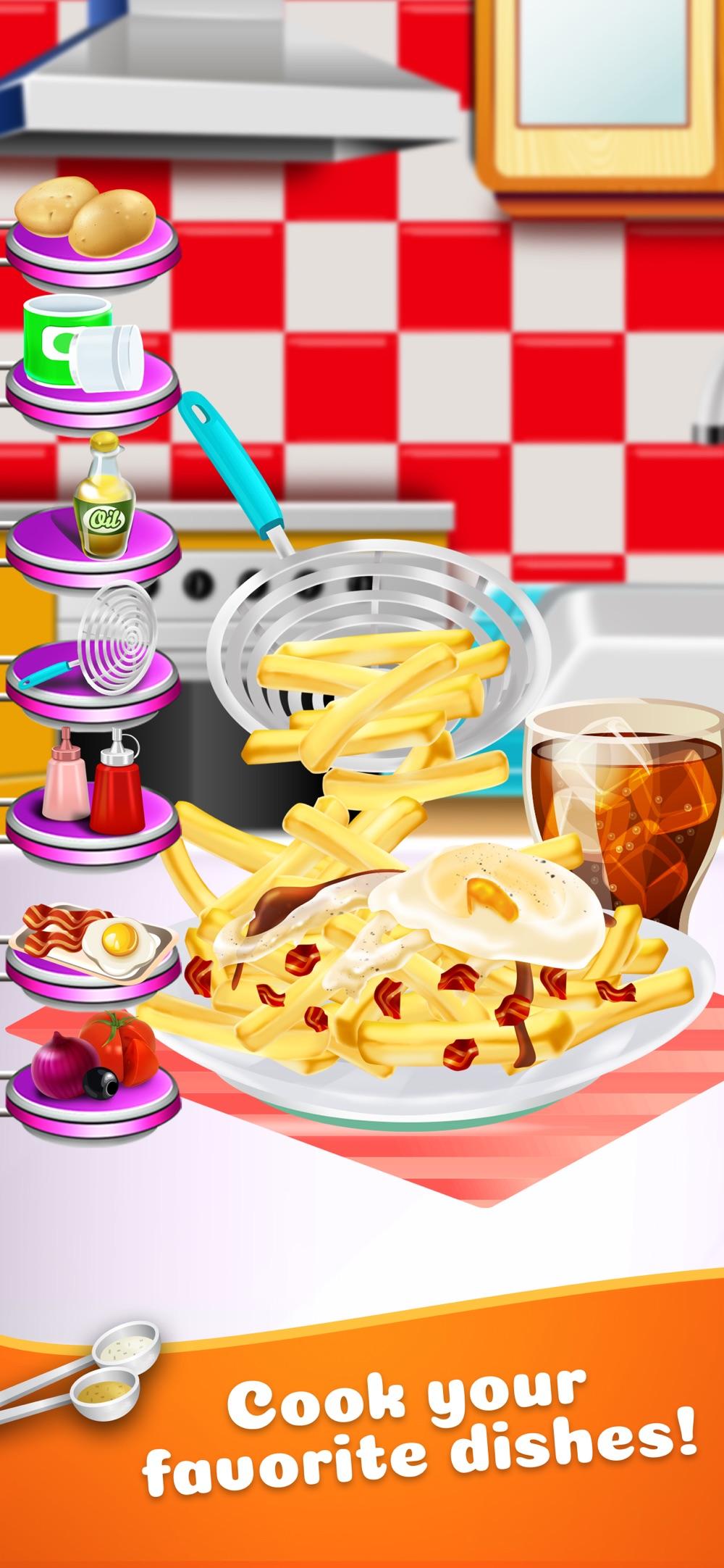 Sushi Food Maker Cooking Games hack tool