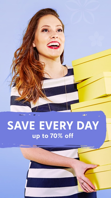 zulily: shop all the things! screenshot-0