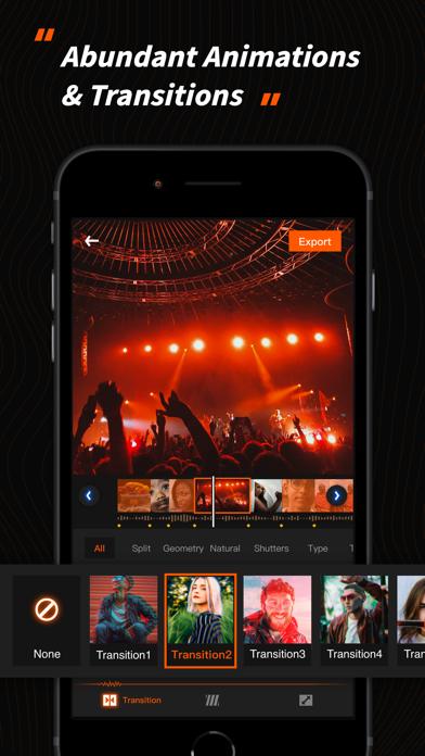 BeatStarr - Music Video Maker screenshot 5