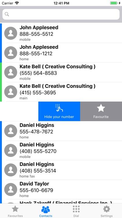 Private Phone Pro screenshot-3