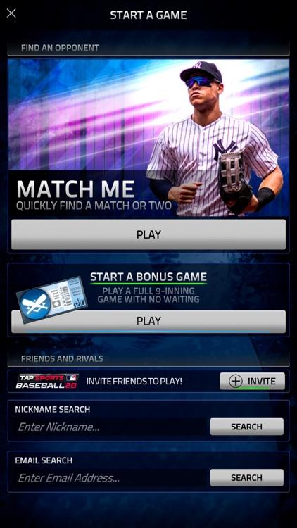 MLB Tap Sports Baseball 2020 screenshot-7