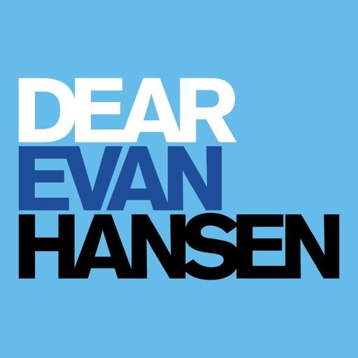 Dear Evan Hansen Stickers