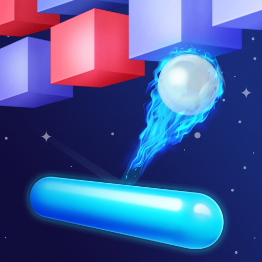 Cyber Breaker - breakout game icon