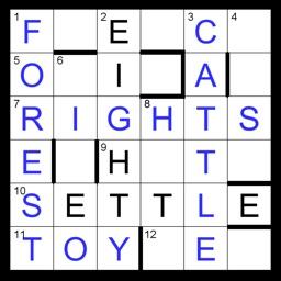 Barred Crossword