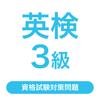 Eriya Okuno - 英検®3級  試験対策問題集|D-Learning アートワーク