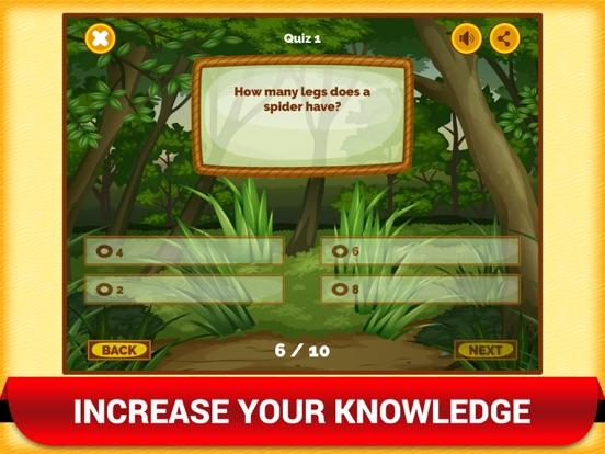 Wild Animal Quiz Game For Kids | App Price Drops