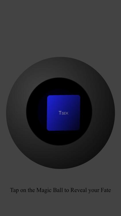 Magic 8 Ball - Find Your Fate screenshot-3