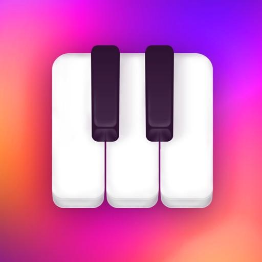 Piano Crush - Keyboard Games Icon