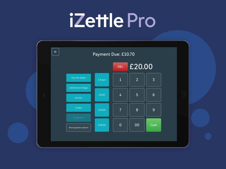Zettle Pro screenshot-0