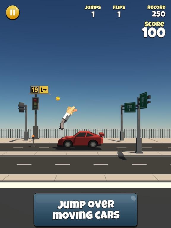 Backflipper screenshot 9