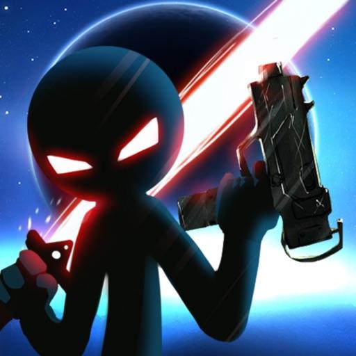 Stickman Ghost 2: Galaxy Wars