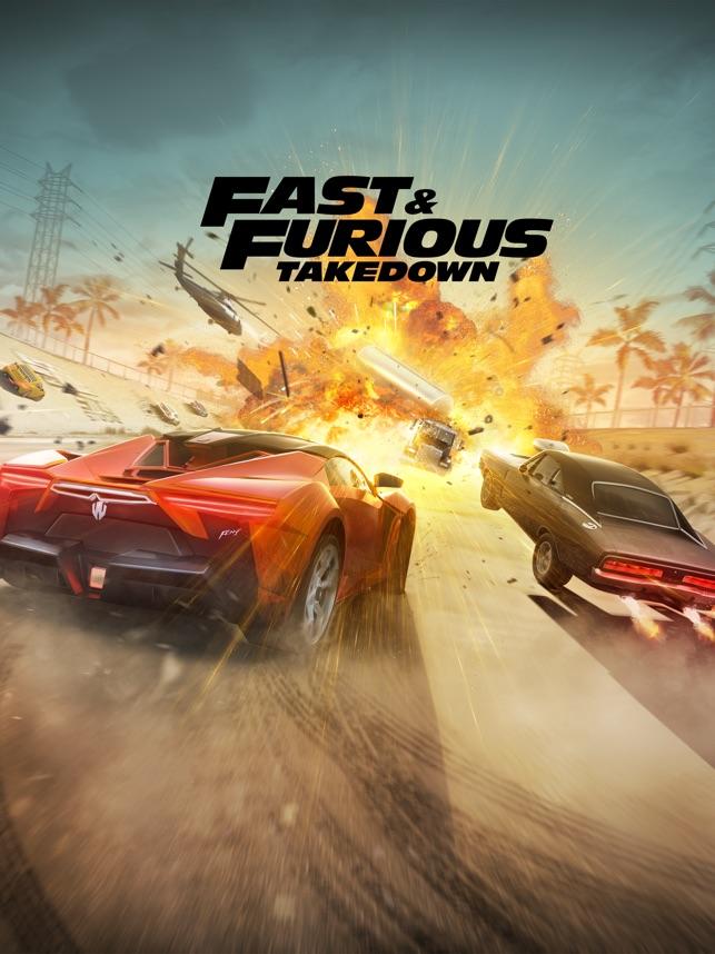 Fast & Furious Takedown Screenshot