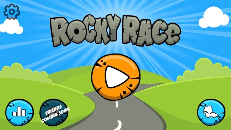 Rocky Race - Fun Online Game screenshot-7