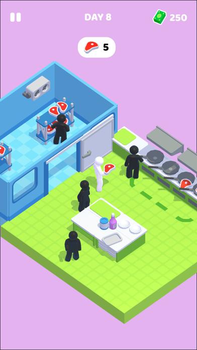 Staff! - Haus SpieleScreenshot von 1