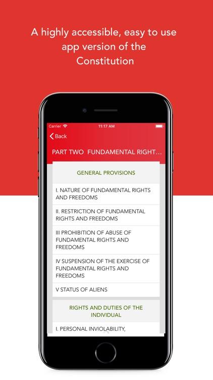 Constitution of Turkey screenshot-4
