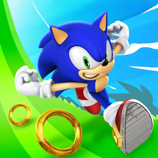 Sonic Dash - Endless Runner icon
