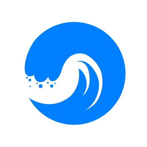 サーフィンや釣りに!タイド&ウェザー SurfTide7