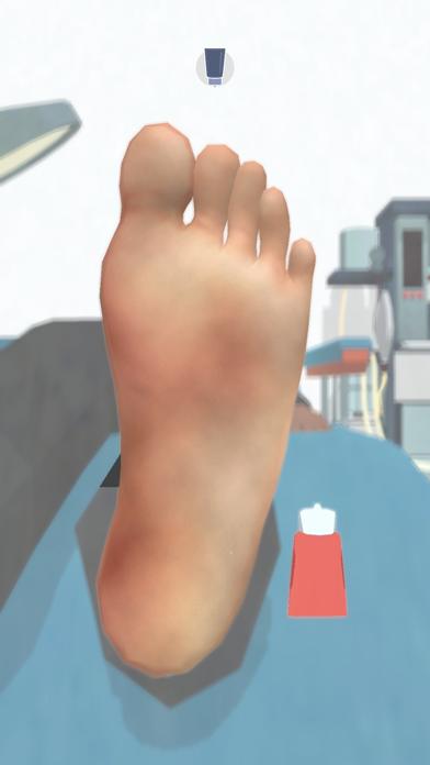 Foot Clinic - ASMR Feet Care screenshot 3
