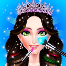 Princess Makeup & Dressup Girl