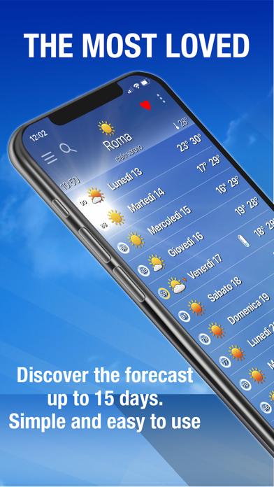cancel Meteo - by iLMeteo.it app subscription image 1