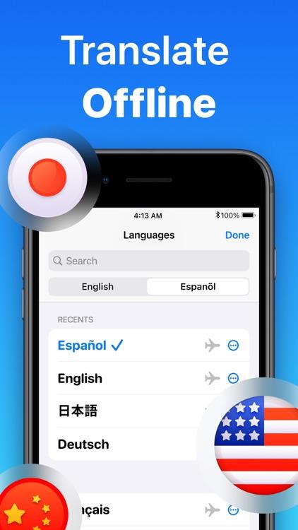 Translate Now - Translator screenshot-4