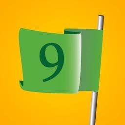 Play Nine: Golf Card Game