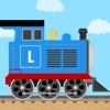子供のためのレンガ列車ゲーム:子供の電車ゲーム列車鉄道ゲーム - iPadアプリ