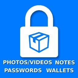 LockBox: Offline Secured Vault