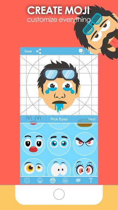 Face Moji Creator Screenshots