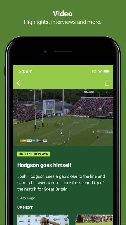 Canberra Raiders screenshot-5