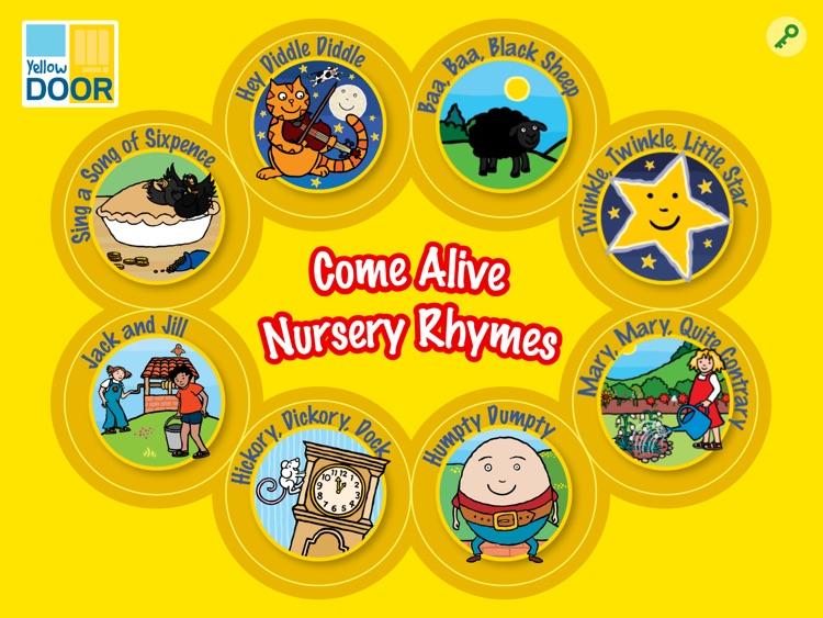 Come Alive Nursery Rhymes - UK