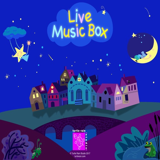 Live Music Box: kids education
