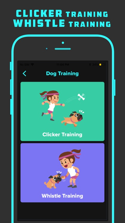 Dog Whistle & Clicker screenshot-6