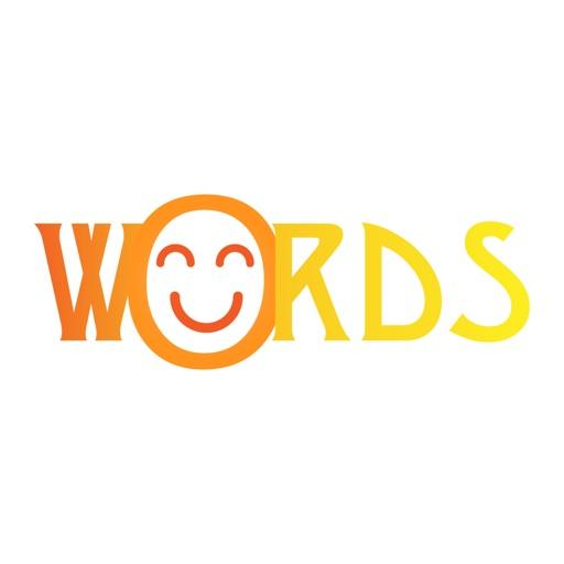 Words - Sticker Pack