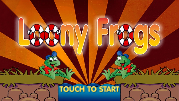 Loony Frogs - Rescue The Frogs