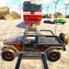Train Car Derby Crash Sim 3D