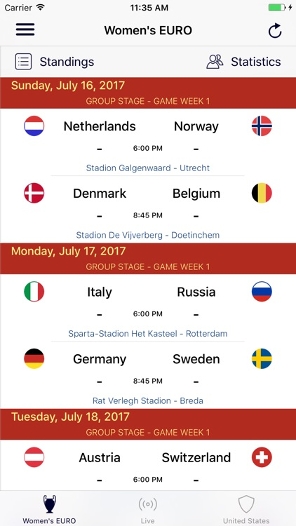 Women's WC - 2019 (Premium) screenshot-0