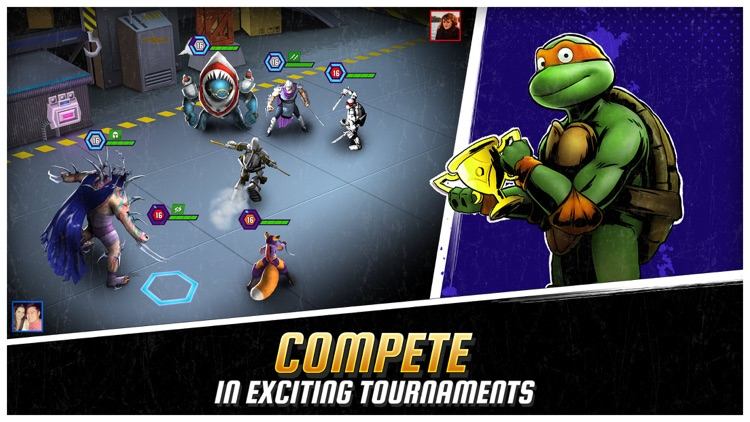 Ninja Turtles: Legends screenshot-2