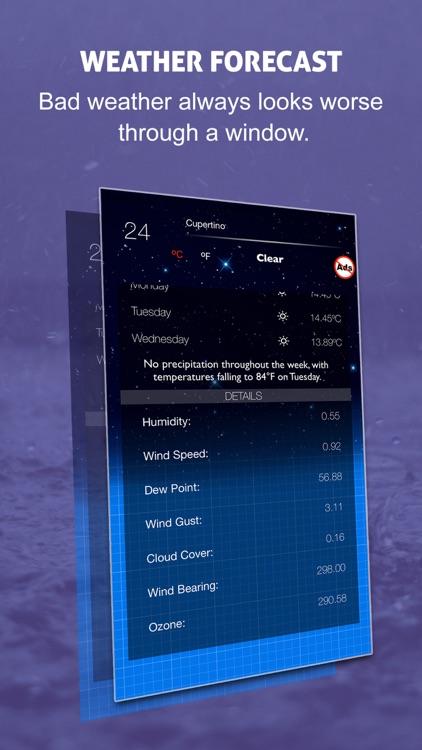 Live Weather Radar & Forecast screenshot-3