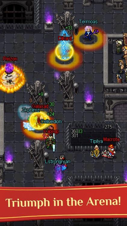 Warspear Online screenshot-7