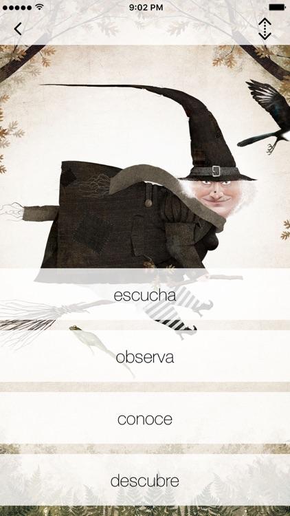 Brujarella - audiolibro screenshot-0