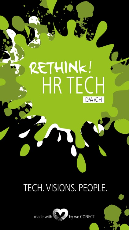 Rethink! HR Tech