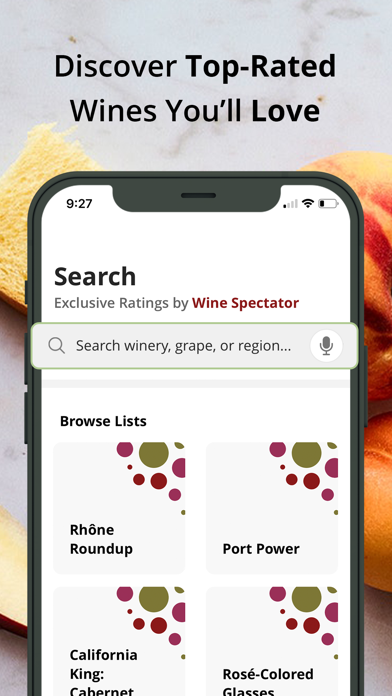 WineRatings+ by Wine Spectator Screenshot