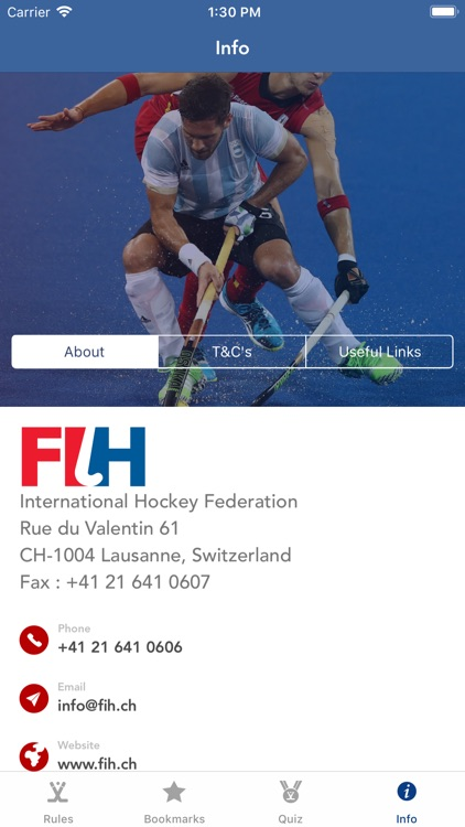 Rules of Hockey screenshot-5