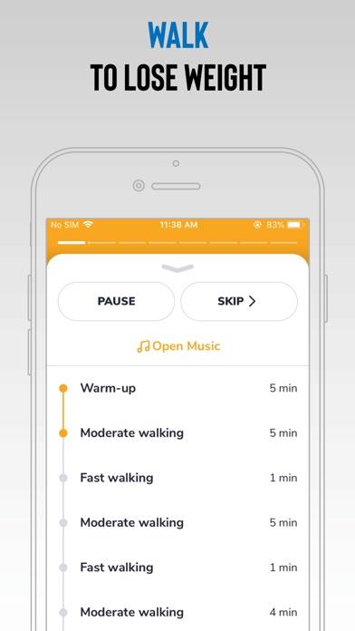 BetterMe: Walking & Weightloss app image
