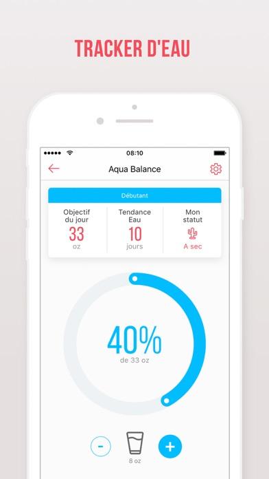 Screenshot for Perte de poids Fitness by Verv in Lebanon App Store